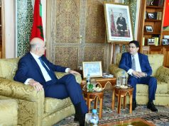 Greek FM Commends Morocco's Conflict Resolution Efforts in Libya
