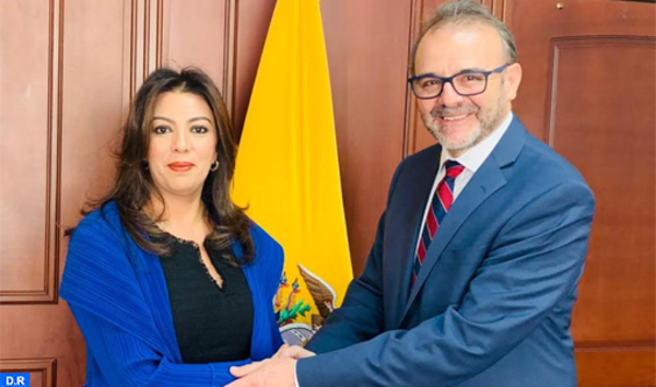 Morocco, Ecuador Look Towards Stronger Cooperation
