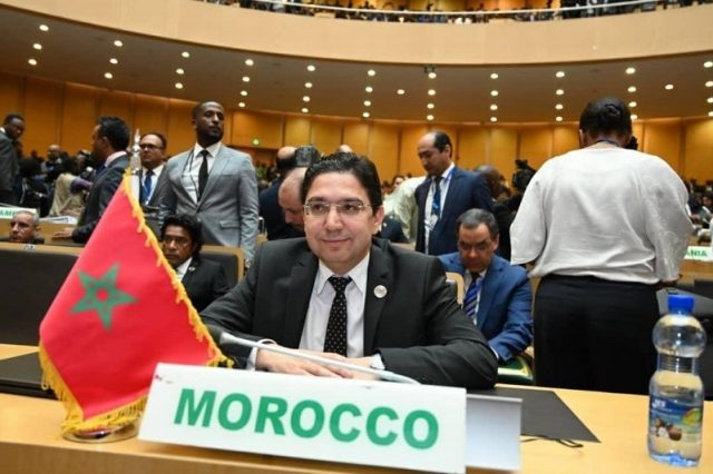 AU, Morocco Reiterate Support for UN-Led Political Process on Western Sahara