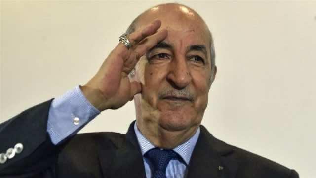 Algerian President Says Morocco's Lobbies Sabotaged Algerian-French Relations