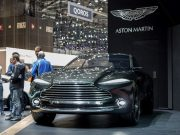 Aston martin coming to morocco