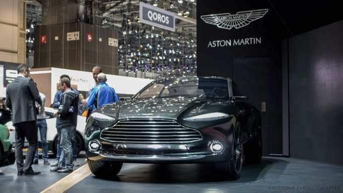 Aston martin coming to morocco