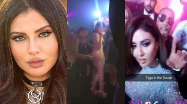 UAE Pardons Moroccan Actress Who Danced Provocatively with Tyga