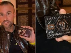Luxury Designer Philipp Plein Reveals New Fragrance in Marrakech
