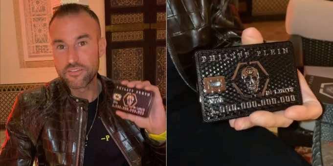 Luxury Designer Philipp Plein Reveals New Fragrance in Marrakech