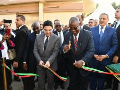 Burundi Opens General Consulate in Laayoune