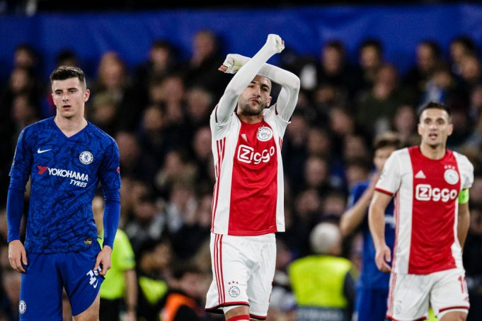 Chelsea FC v AFC Ajax: Group H - UEFA Champions League