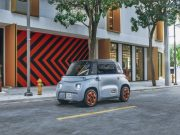 Citroen Introduces First Made-in-Morocco Fully Electric Car in Paris