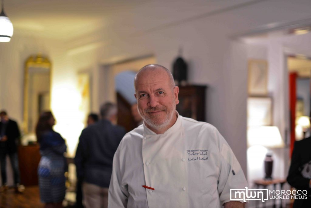 Chef Richard Bertinet Shares His Valuable Lesson in Moroccan Hospitality
