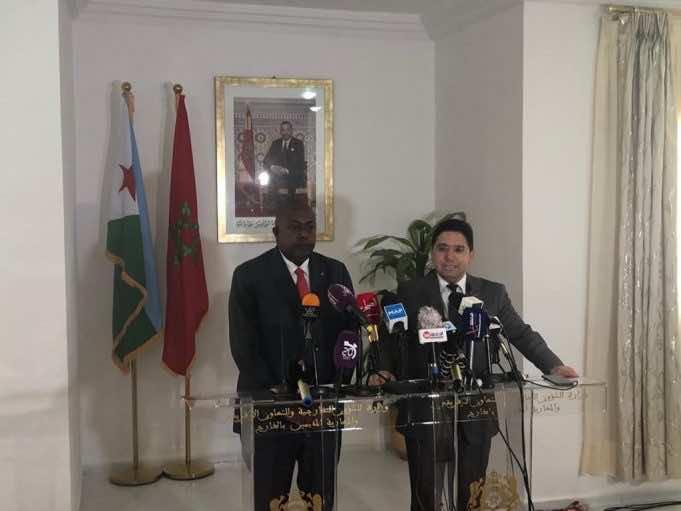 Djibouti Opens General Consulate in Dakhla