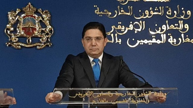 FM, Morocco Enjoys Better Relations with Spain Than Algeria