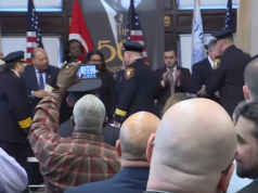 First Muslim Police Chief in US City Sworn in with Hand on Quran