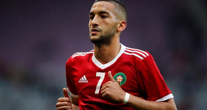 EPL: Ziyech finally completes Chelsea move