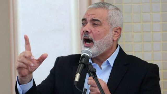 Hamas Leader Thanks King Mohammed VI for Supporting Palestinian Cause