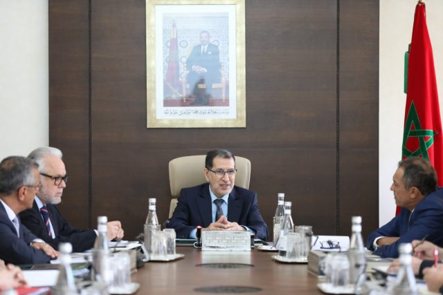 Head of Government Morocco Inherited Problems From Colonial Era