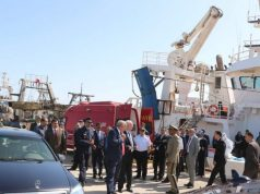 Heath Officials Inspect Coronavirus Preventive Measures at Dakhla Port