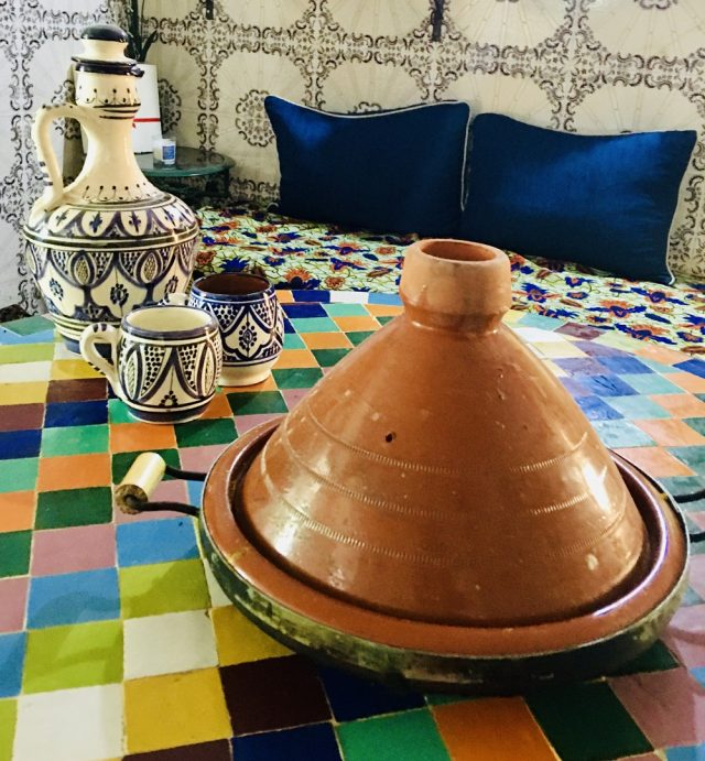 How to Cook Like a Moroccan Mum Kefta 'Express' Tagine