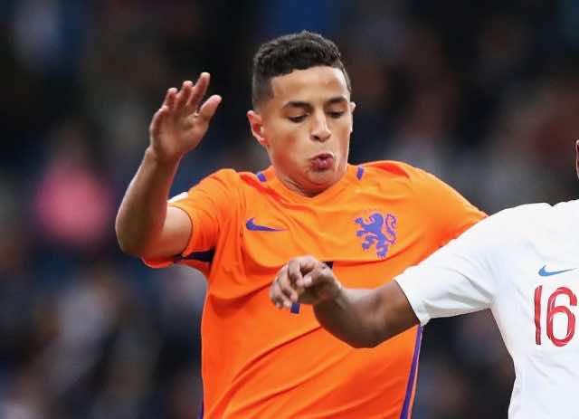 Ihattaren Says Choosing Between Morocco and Netherlands Was Easy