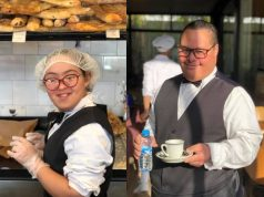 Intern with Down Syndrome Receives Warm Welcome at Casablanca Cafe