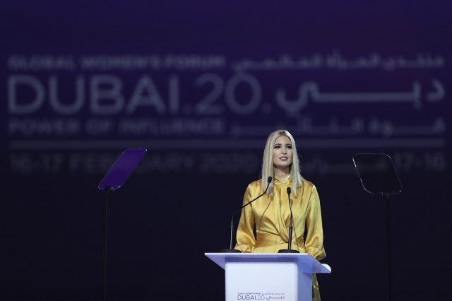 Ivanka Trump Praises Morocco at Global Women's Forum