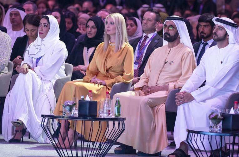 Ivanka Trump Praises Morocco at Global Women Forum
