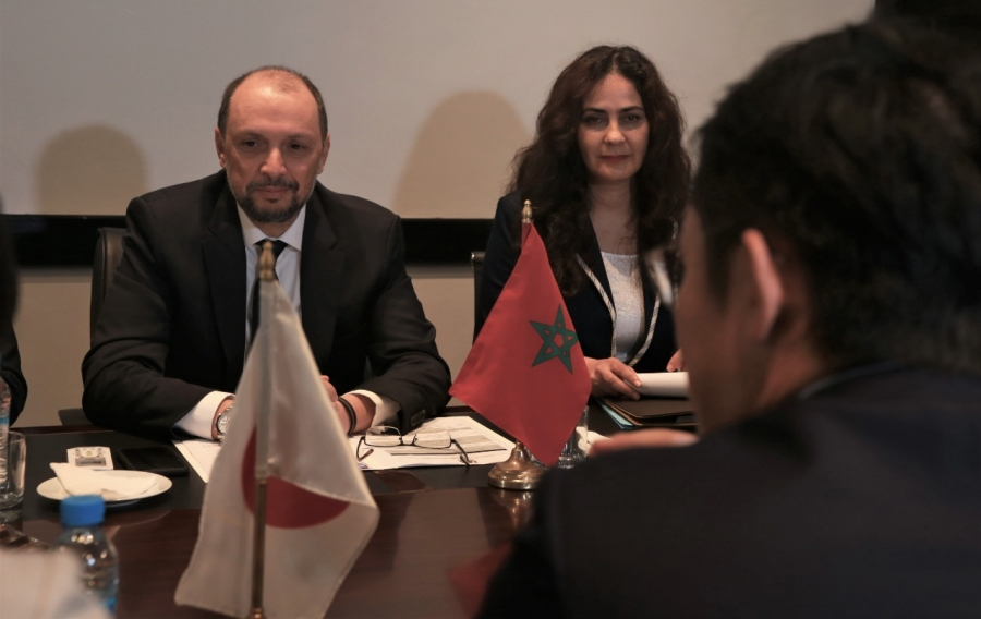 Japanese Companies Hire More Than 40,000 Employees in Morocco