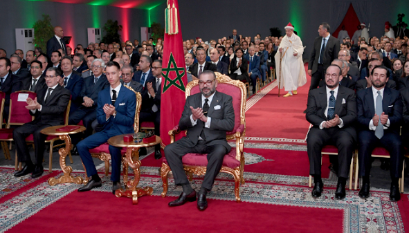 King Mohammed VI Launches Agadir Urban Development Program