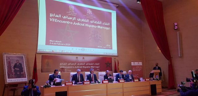 Marrakech Hosts 7th Moroccan-Spanish Judiciary Meeting
