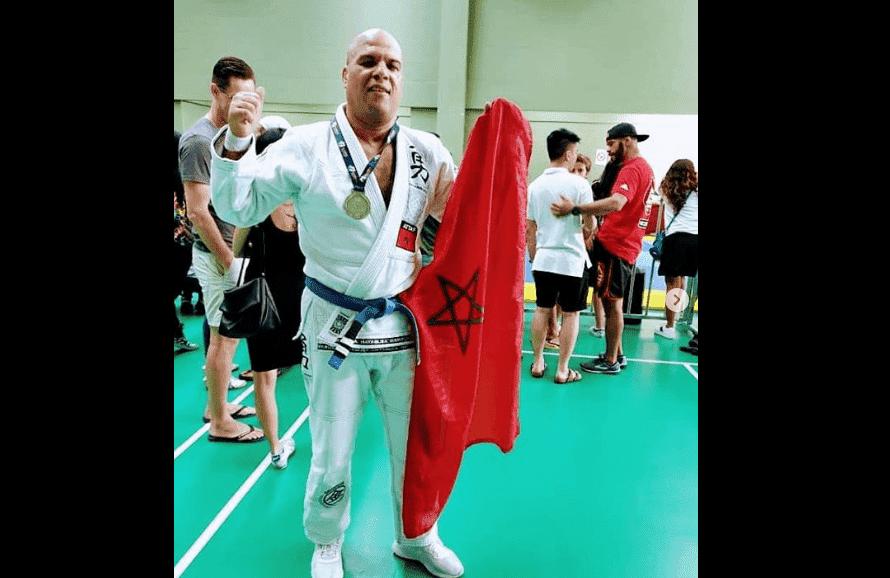 Moroccan Judoka Wins Silver Medal in Malaysia