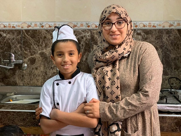 Moroccan 10-year Old 'Little Chef' Challenges Autism with Culinary Art