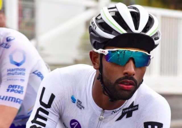 Moroccan-Swiss Cyclist Chokri Elmehdi Joins Israel Cycling Academy