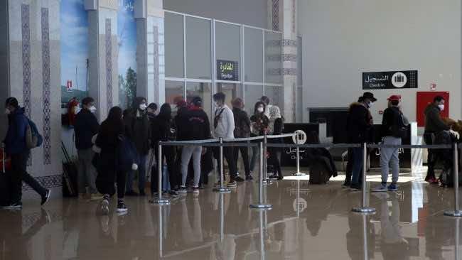 Moroccans Repatriated from China Quarantined at Rabat Virology Center