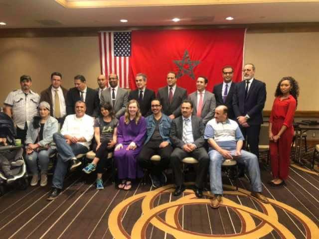 Morocco's 'Mobile Consulate' Provides Services to Diaspora in California