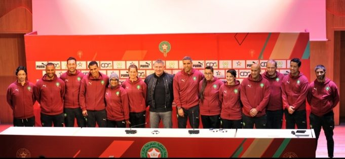 Morocco's Football Federation Hires Foreign Coaches, Local Assistants