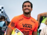 Morocco's Ramzi Boukhiam Wins World Surfing Stage, Becomes 2nd Worldwide