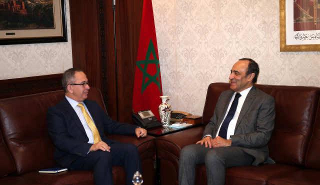 Morocco's Renewable Energy Sector Impresses Cuban Ambassador