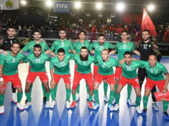 Morocco Beats Egypt 5-0, Wins AFCON Futsal