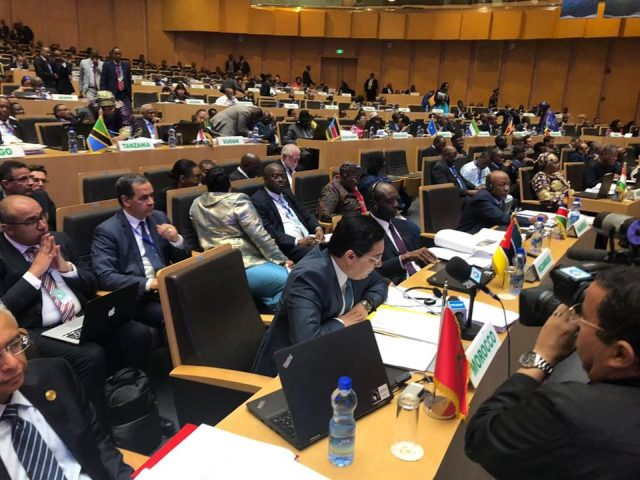 Morocco Urges AU Members to Work Together to Ensure Security in Africa