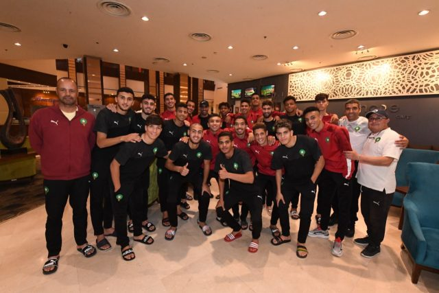 Morocco to Face Tunisia in Arab Cup U-20 Semi-Final