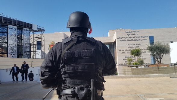 Morocco's BCIJ Dismantles Drug Trafficking Network