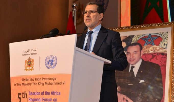 Morocco Reaffirms Commitment to African Development, South-South Cooperation