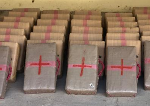 Police Abort Drug Trafficking Attempt of 2 Tons of Cannabis Resin in Fez