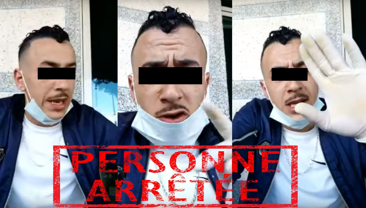 Police Arrest Man for Spreading Rumors About Coronavirus in Northern Morocco