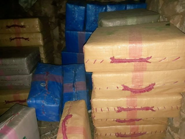 Police Seize 7.5 Tonnes of Cannabis Resin in Southern Morocco