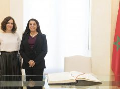 President of Madrid Region Receives Morocco's Ambassador to Spain