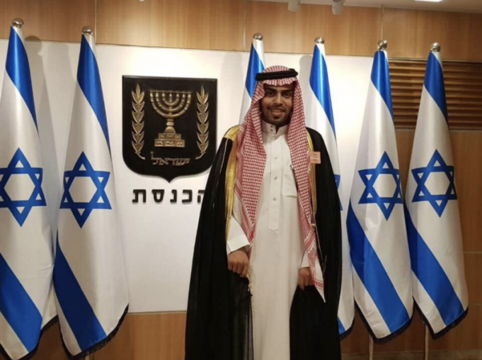 Pro-Israel Saudi Blogger Says Arab World Admires Netanyahu's Peace Efforts