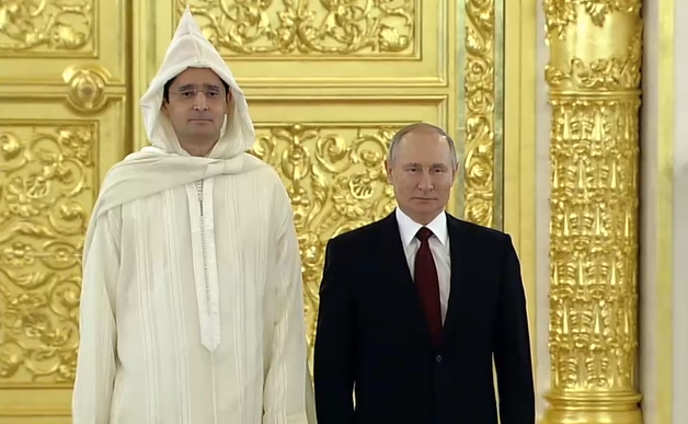 Putin We Can Give Impetus to Morocco-Russia Relations