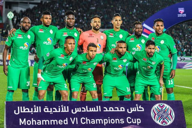 Raja of Casablanca qualifies for Arab Club Champions Cup Semi-Final