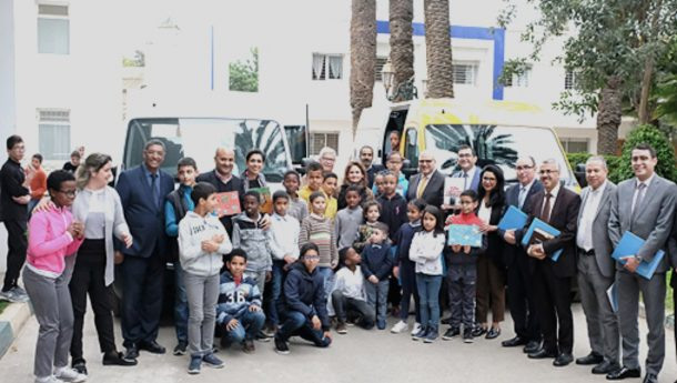 Renault Foundation Collaborates With Moroccan Child Protection League