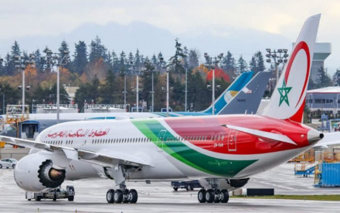 Royal Air Maroc Apologizes for Indecent Photo Taken During Flight